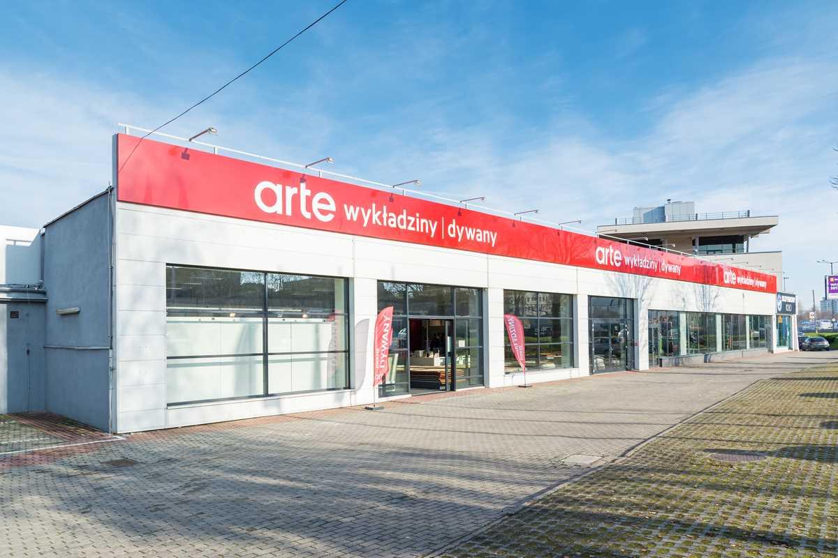 Kraków Opolska Salony Arte O Nas Arte